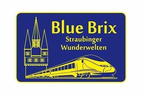 Logo Blue Brix - Straubinger Wunderwelten