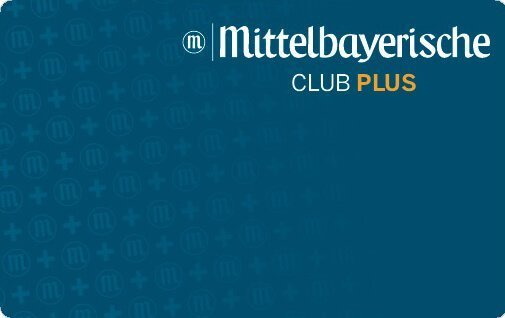 Mittelbayerische Club Plus Karte