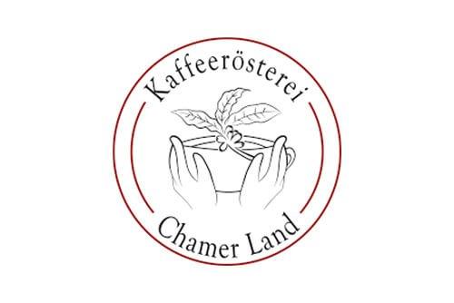Logo Kaffeerösterei Chamer Land