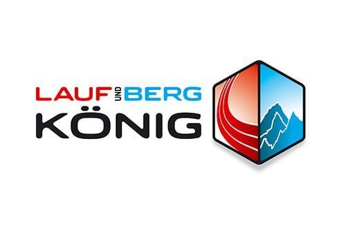 Logo Lauf und Berg König