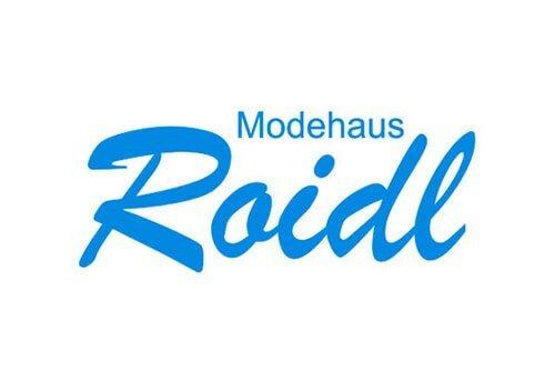 Logo Modehaus Roidl