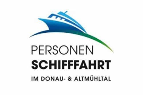 Logo Personenschifffahrt im Donau- und Altmühltal