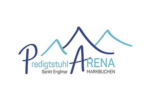 Logo Predigtstuhl Arena - Sankt Englmar - Markbuchen