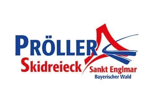 Logo Pröller Skidreieck - Sankt Englmar - Bayerischer Wald