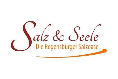 Logo Salz und Seele - die Regensburger Salzoase