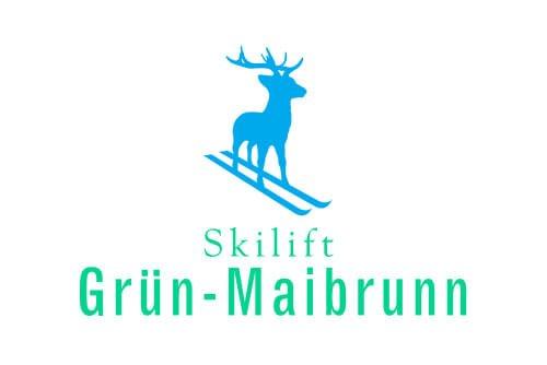 Logo Skilift Grün-Maibrunn