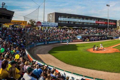 Baseball Stadion