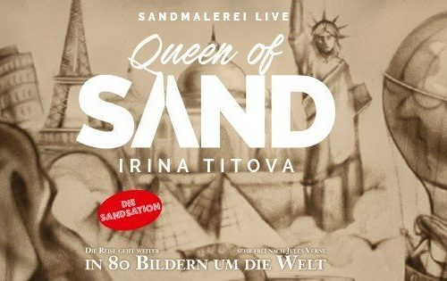 Queen of Sand Plakat