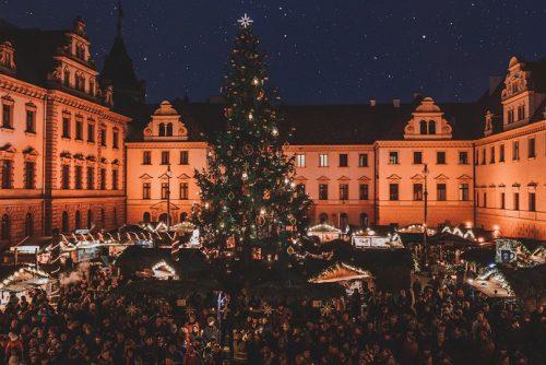 Foto Thurn und Taxis Weihnachtsmarkt